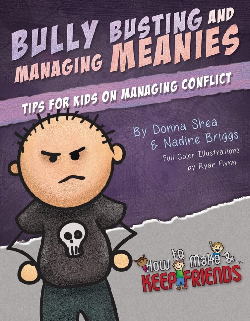 Workbook with tips to handle conflict